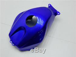 Plastic Blue Black Injection Mold Fairing Fit for Honda 05 06 CBR600RR i42