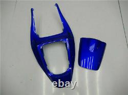 Plastic Blue Black Injection Molding Fairing Fit for Honda 05-06 CBR 600 RR f018