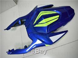 Plastic Fairing Fit for 2009-2016 Suzuki GSXR1000 K9 Bodywork Injection Mold a23