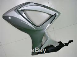 Plastic Grey Injection Mold Fairing Fit for Suzuki 2006-2007 GSXR 600/750 a042j