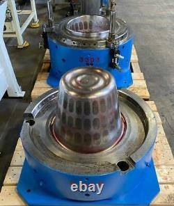 Plastic Injection Mold for 2 Bushel Round Hamper Used Mold for sale