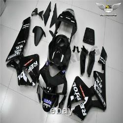 Plastic Injection Molding Black Fairing Fit for Honda 2003-2004 CBR 600RR r054