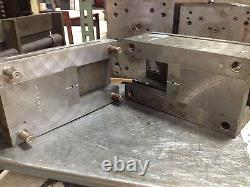 Plastic Injection Molding MASTER UNIT DIE H-FRAME mold base for 5x8 MUD Inserts