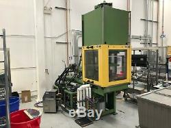 Plastic Injection Molding Machine (Vertical Clamp/Horizontal Injection) Arburg