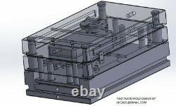 Plastic Injection molding, Mold design, ABS, PC, Nylon