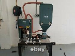Plastic injection molding Hopper Dryer DRI AIR ARID X Van dorn aurburg BOY JSW