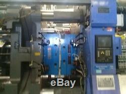 Plastic injection molding machine LG IDE1300