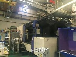 Plastic injection molding machine LG IDE1800