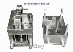 Plastic tooling, injection molding mold, mould