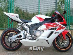 Plastics Honda 2004 2005 Fairing for Red White CBR1000RR Injection Molding xBI