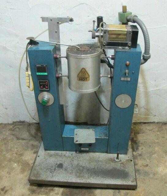 Plastometer Plastic Injection Molding Machine 120v Plasto-meter Extrusion