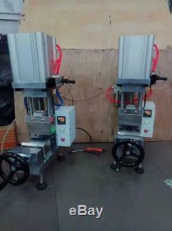 Pneumatic Efficient Benchtop Desktop Plastic Rubber Injection Molding Machine