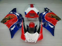 Red Blue Plastic Injection Molding Bodywork Fairing Kit For Ducati 748 916 996