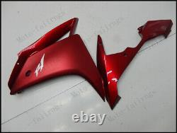 Red Injection Mold Bodywork Fairing Fit for Yamaha 2007-2008 YZF R1 Plastics