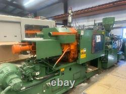 Reed 300 Ton 30 Oz. Plastic Injection Molding Machine