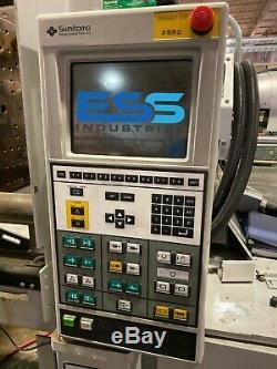 Sumitomo SG180M-S Plastic Injection Molding Machine