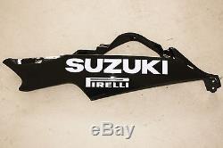 Suzuki GSXR600750 2006 2007 Black Corona ABS Plastic Injection mold fairing