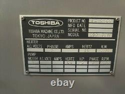 Toshiba ISG 150N Plastic Injection Molding Machines-150 Ton 8oz. Shot