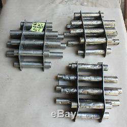 Tramp metal catch drawer magnets injection molding plastics hopper magnet 3.5kg