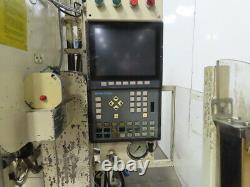 Trueblood TB75A-5 75T x 5.7Oz Vertical Plastic Injection Molding Machine