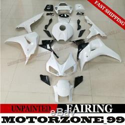 Unpainted Injection Mold ABS Plastic Fairing Kit For Honda CBR1000RR 2006-2007
