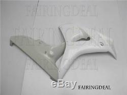 Unpainted Injection Mold Plastics Fairing Kit for HONDA 2006-2007 CBR1000RR s01