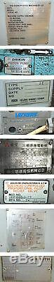 Van Dorn 170GT 170-Ton Plastic Injection Molding Machine PLC-Control 17oz-Shots