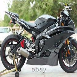 WO Injection Grey Mold Fairing ABS Plastic Fit for Yamaha 2006 2007 YZF R6 w060