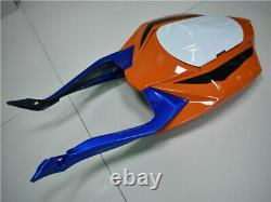 WO Injection Molding Plastic Fairings Fit for GSXR 600 750 SUZUKI 2008-2010 a076