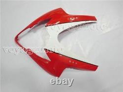White Red Injection Mold Fairing Fit for Suzuki GSXR 1000 05 06 K5 Plastics Set