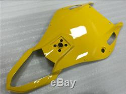 Yellow Injection Molding Fairing Fit for Yamaha 2006-2007 YZF R6 ABS Plastic e10